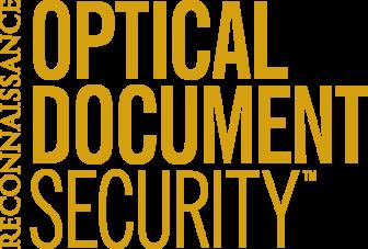Optical Document Security