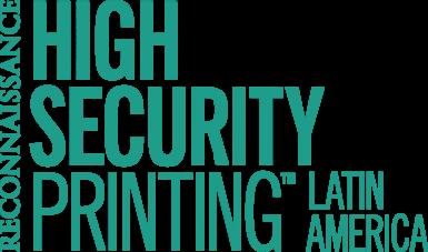 Logo High Security Printing Latin America