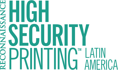 Logo High Security Printing Latin America