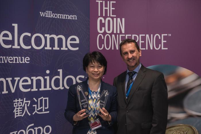 Hong Kong Monetary Authority: Winner of Best Coin Innovation