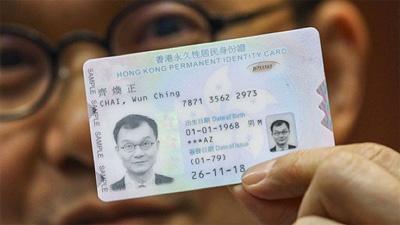 HongKong-IDCard