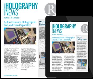 Holography News