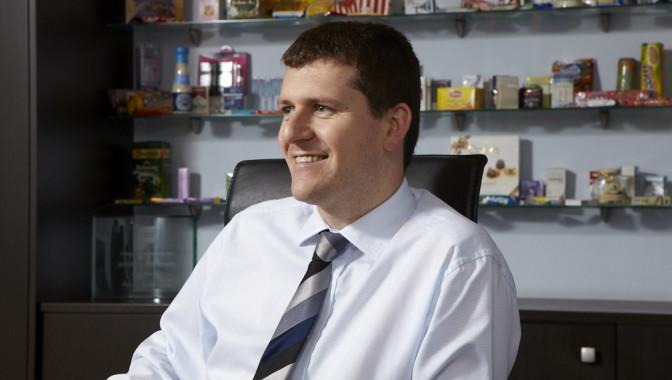 Richard Burhouse, Commercial Director, API.