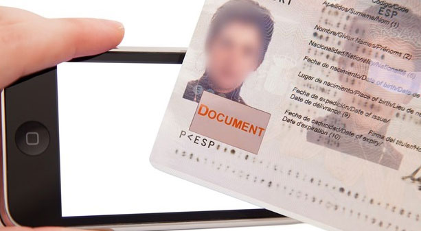 LILIAC security film integrated into passport