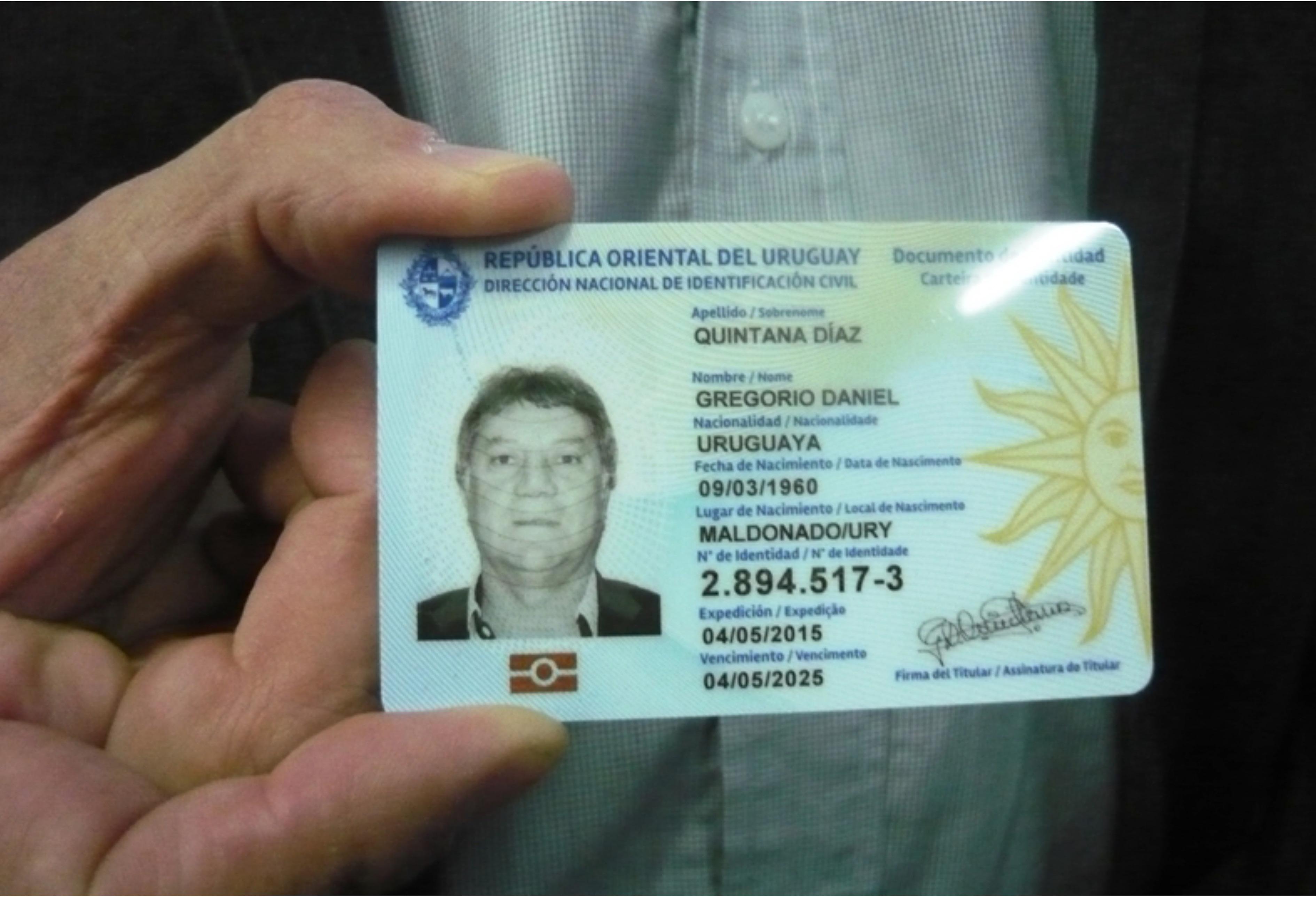Uruguay\'s New eID Card - ID & Secure Document News