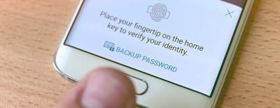 Biometric Phones