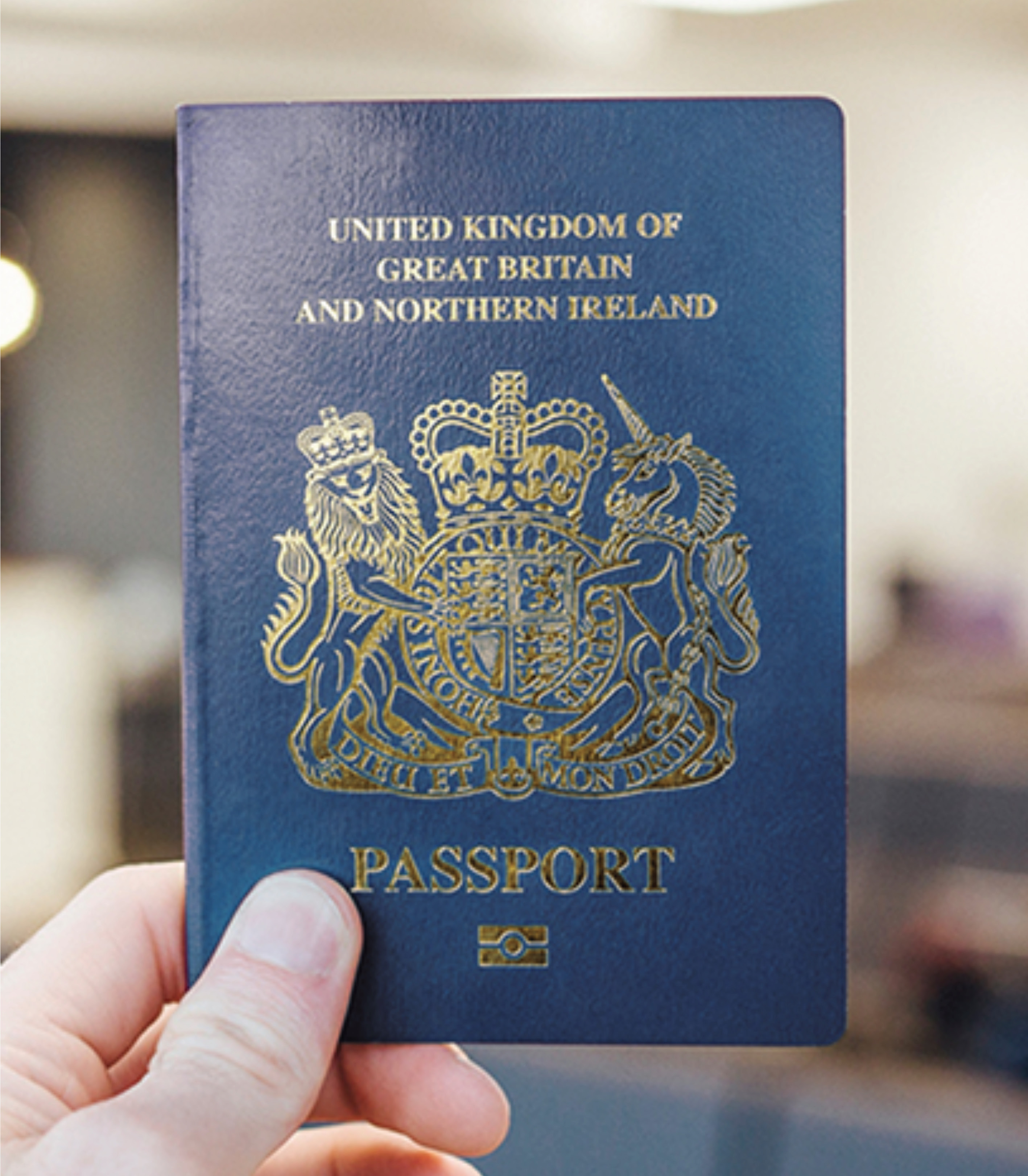 Why passport is called a ticket to life 95