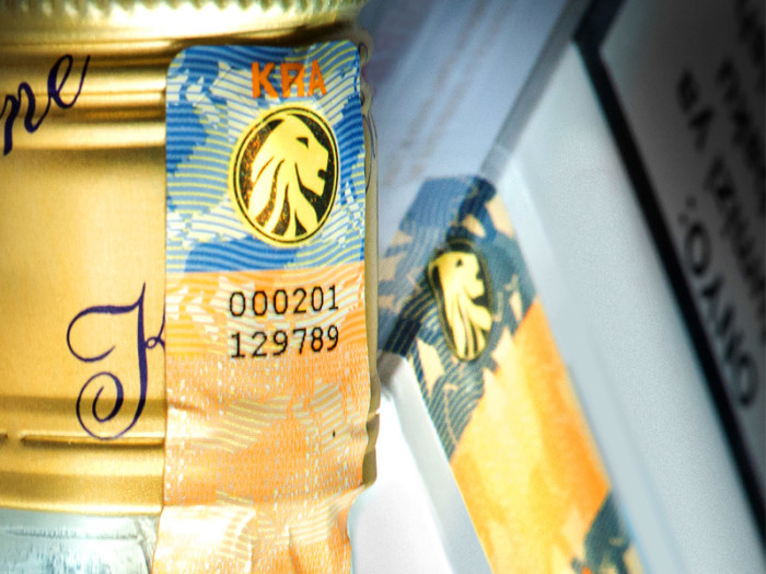Kenyan Tax Stamps