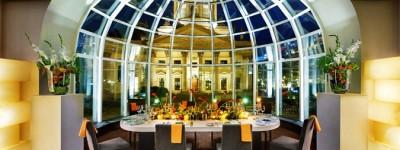 Hilton - dining