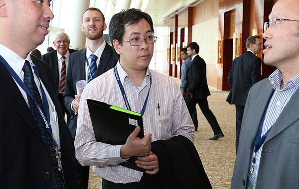 Delegates at Tax Stamp Forum