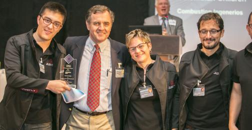 IHMA Award Winners 2014