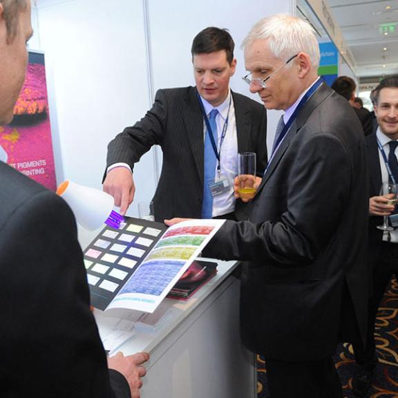 Exhibitors at High Security Printing Europe