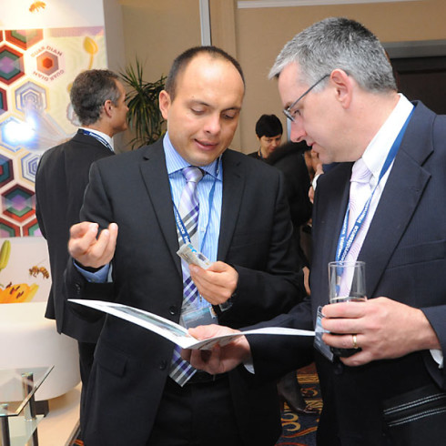 Exhibitor at High Security Printing Europe