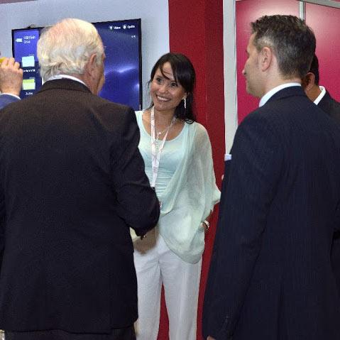 Exhibitors at High Security Printing Latin America