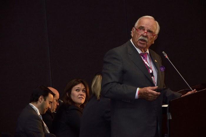 Speaker at High Security Printing Latin America